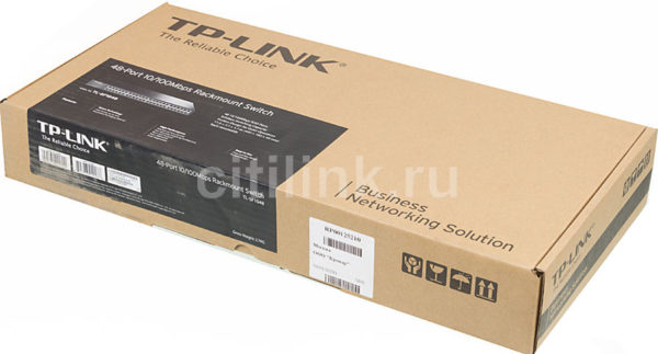 TP-Link 48-P0rt10/100 Mbps Rackmouth Switch TL-SF1048