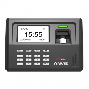 Anviz Fingerprint Time And Attendance Register
