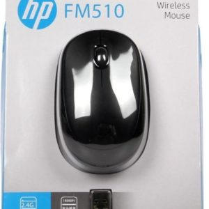 HP WIRELESS FM 510 MOUSE