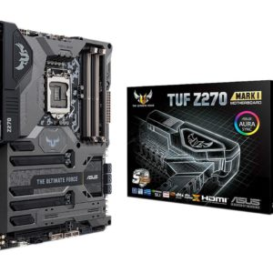 ASUS TUF Z270 MARK 1 MOTHERBOARD TUF Z270 MARK 1
