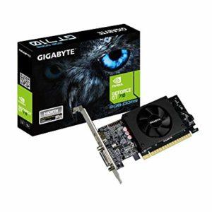 GIGABYTE GEFORCE GT7102GB VGA CARD