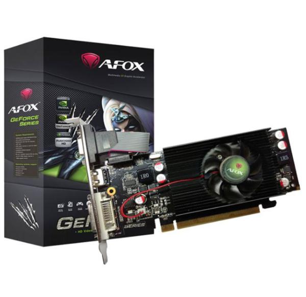 GeForce Afox G210 1GB DDR2 Graphics Card