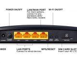 TP-Link 4G LTE Router MR6400N