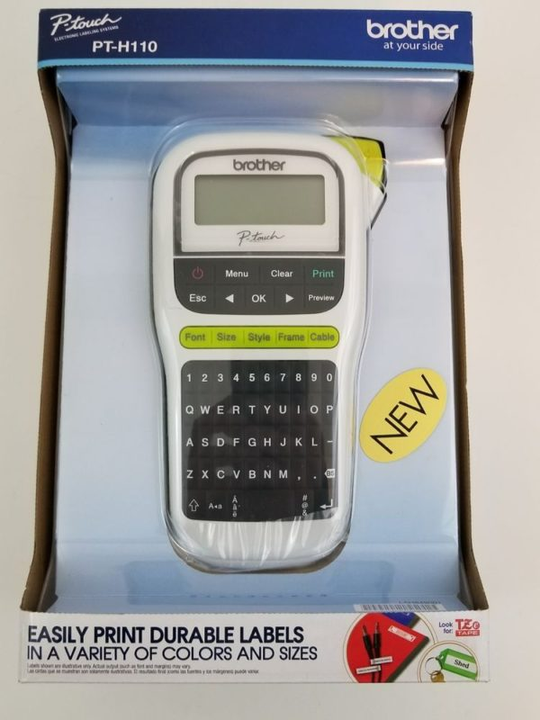 Brother PT-H110 Portable Label Maker